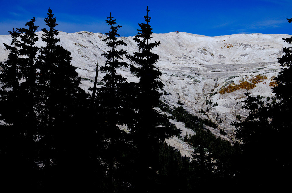 Loveland looking good for opening this month! - © Loveland Ski Area
