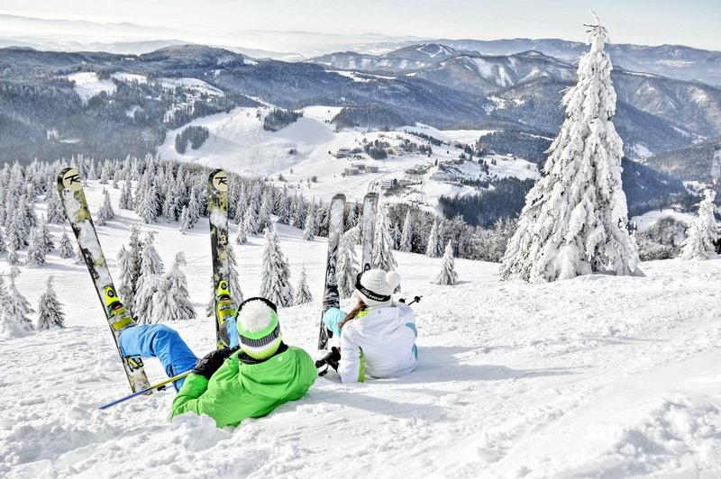 Perfektní lyžovačka pro celou rodinu, ale i pro partičku přátel, to jsou svahy PARK SNOW Donovaly - © PARK SNOW Donovaly