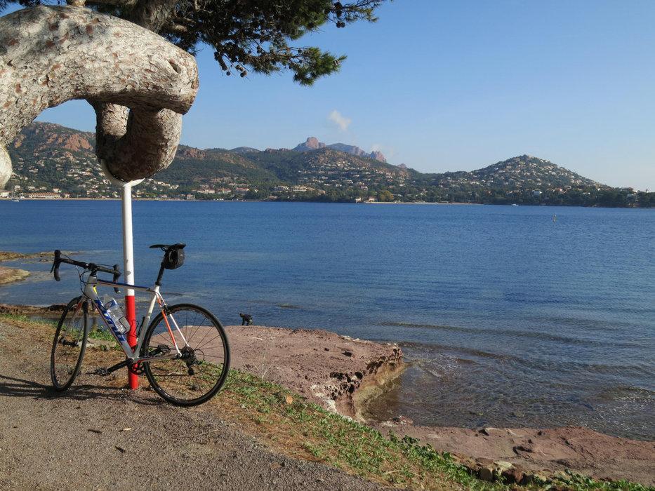 Der Flair der Cote D'Azur zeigt sich unvergleichlich - © Armin Herb