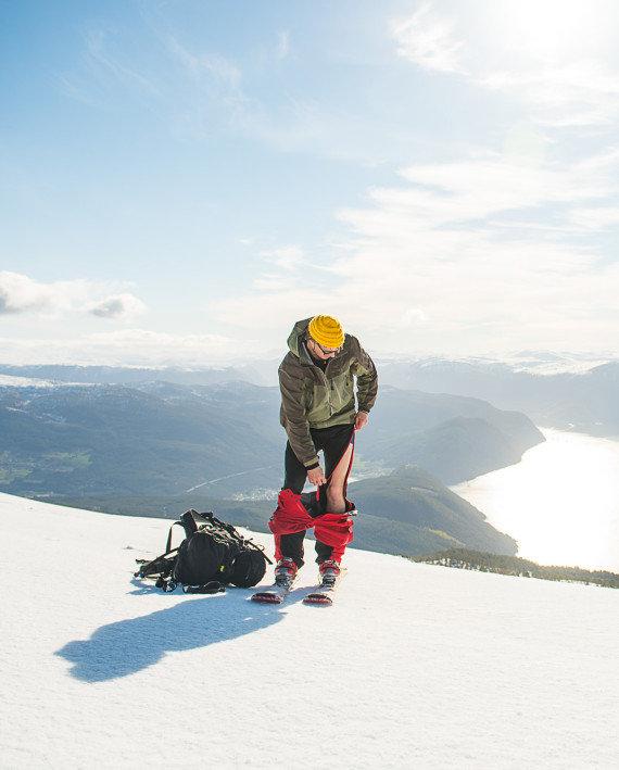 Julegave til skikjøreren - Ziplongs fra Northern Playground er noe av det kuleste Norge har kommet med de siste årene! - © www.northernplayground.no