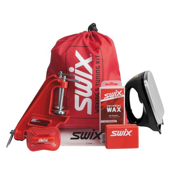 Julegave til skikjøreren - Et enkelt tuning kit er en veldig fin julegave! - © www.swix.no