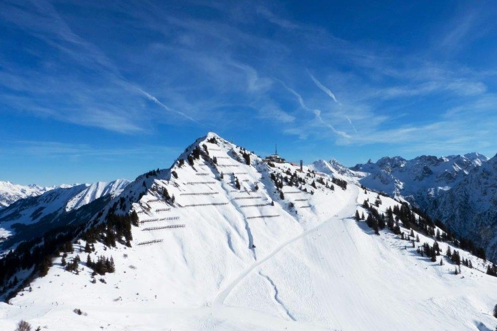 Beliebt im Kleinwalsertal: Walmendinger Horn - © 2015 DAS HÖCHSTE - Bergbahnen Oberstdorf/Kleinwalsertal