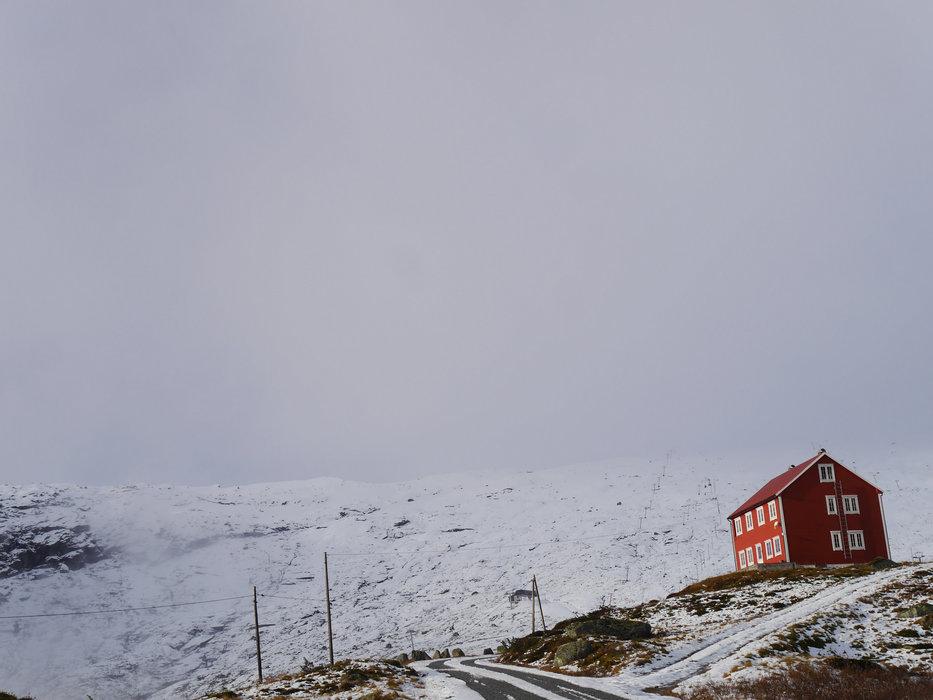 Snart vinter i Røldal - © Røldal Skisenter