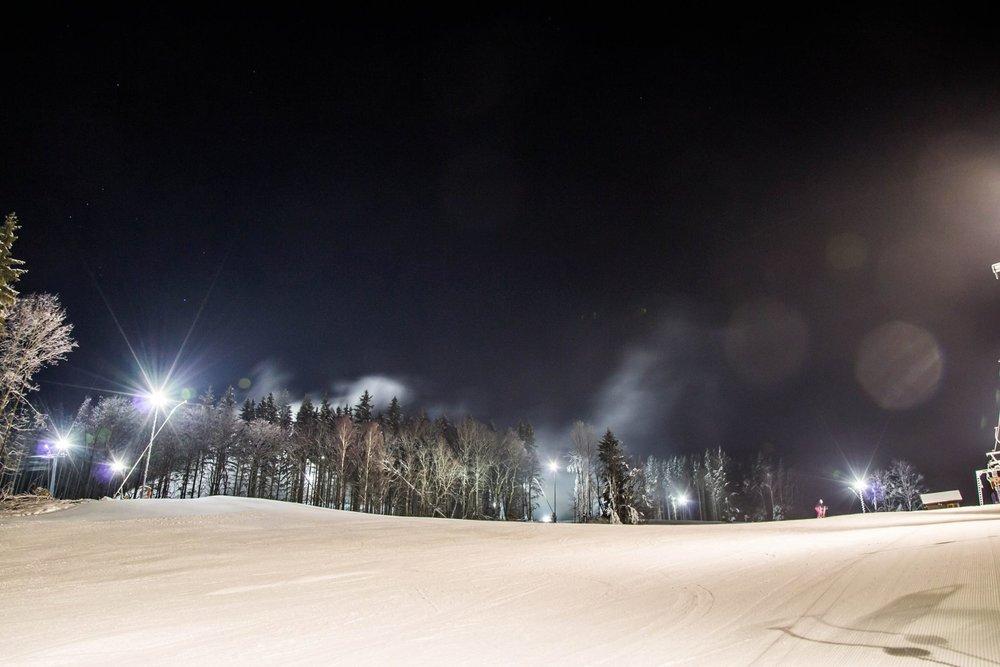 Večerné lyžovanie v Ski Aréne Karlov - ©Ski Aréna Karlov