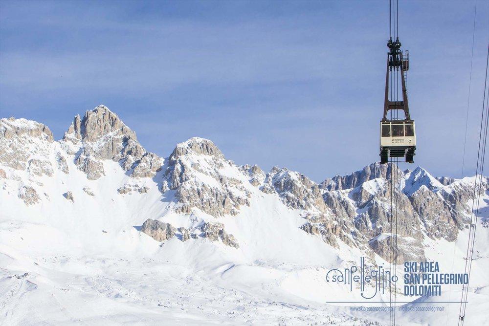 Skiarea Passo San Pellegrino - © www.passosanpellegrino.it
