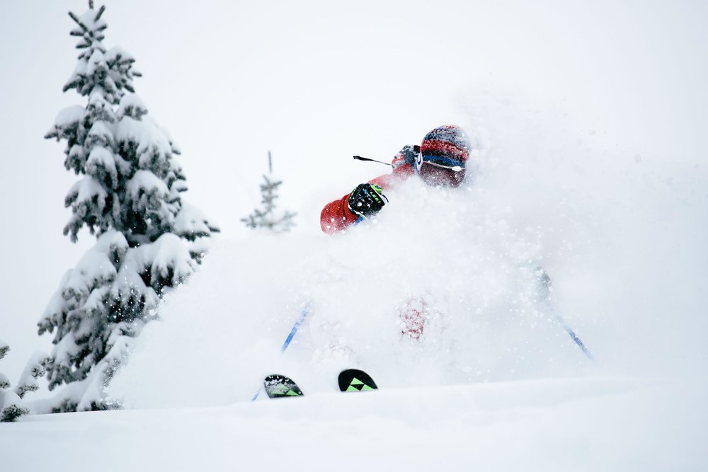 Deep powder is on tap at Wolf Creek Ski Area - © Jason Lombard
