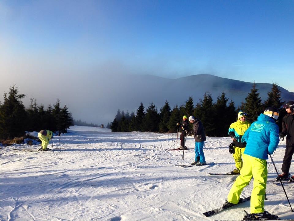 Víkendová lyžovačka na Červenohorském sedle (20.12.2015) - © facebook