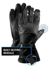 Bluetooth Snow Gloves BearTek - © www.beartekgloves.com