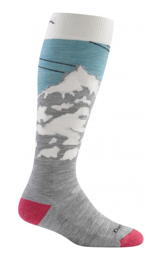 Darn Tough Vermont Yeti Over-the-Calf Ultra-Light: $23 Darn Tough Vermont socks are darn tough not to love. That price point! And a lifetime guarantee? We need not say more, but we will. These socks are seamless and antimicrobial. What more could a skier girl ask for than a cute design? They nailed that, too.