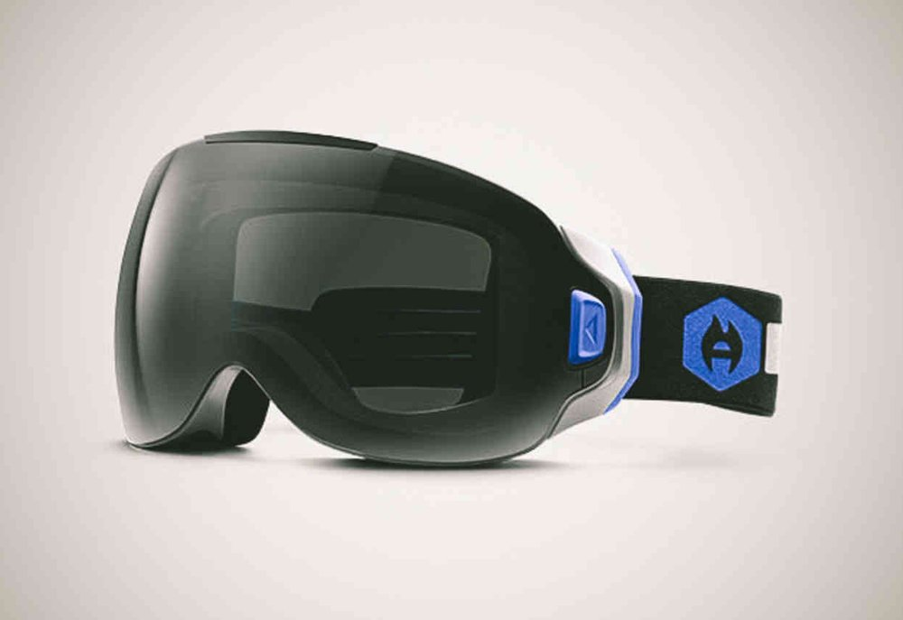 Electric Defog Googles Abominable - © abom.com