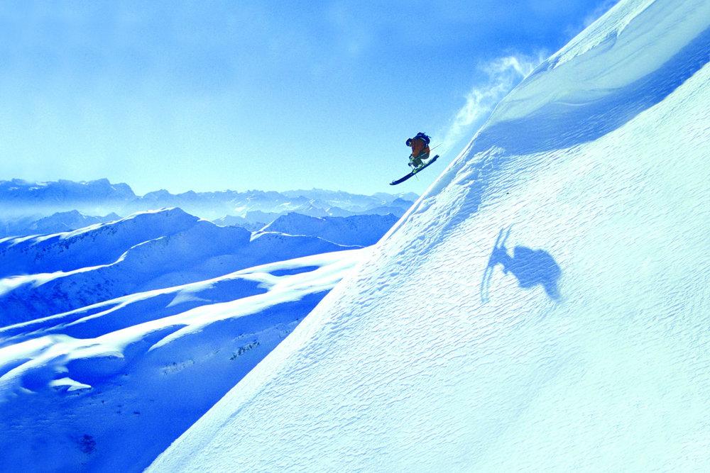 Freerider im Skigebiet Damüls - © Michael Waldenberger / Damüls Tourismus