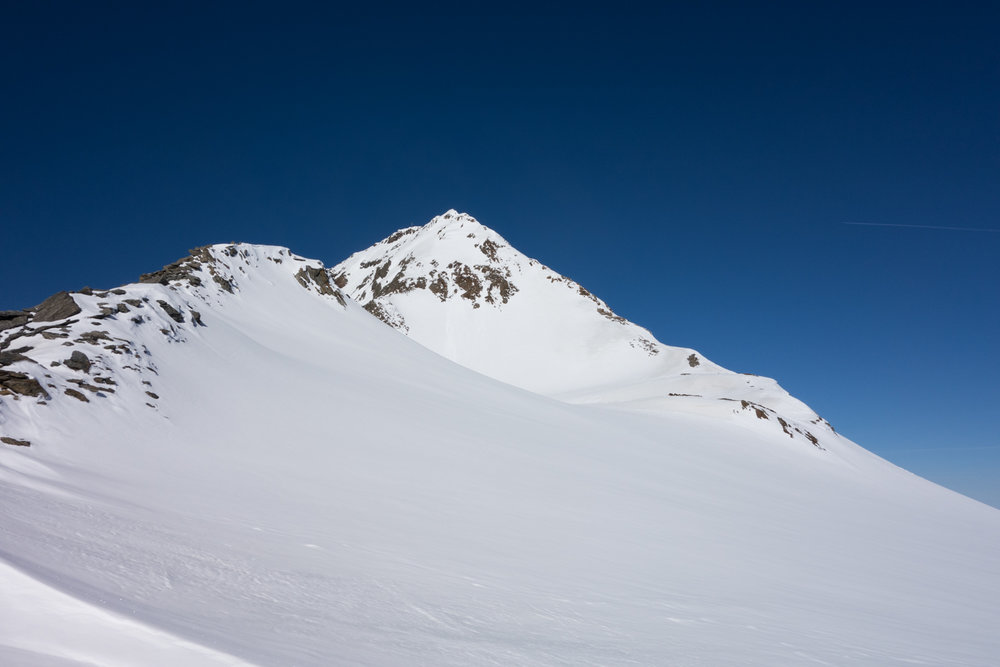 Finailspitze Nordgrat - © Erika Spengler