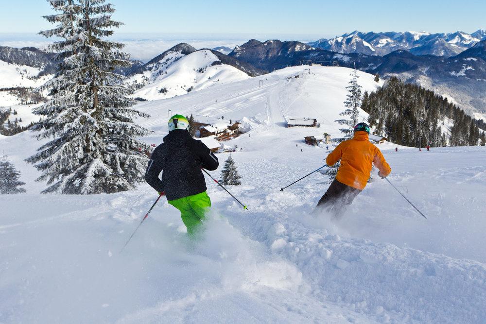 Sudelfeld: Beliebtes Skigebiet für Münchner - © Skiparadies Sudelfeld / Touristinfo Bayerischzell