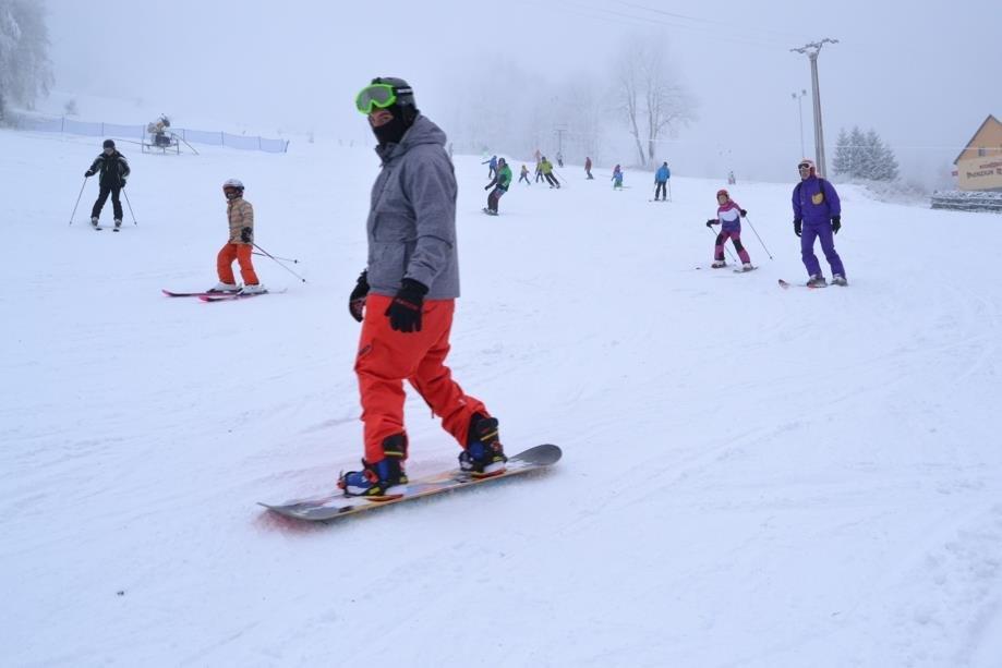 Ski Arena Karlov 2.1.2016 - © Facebook Ski Arena Karlov