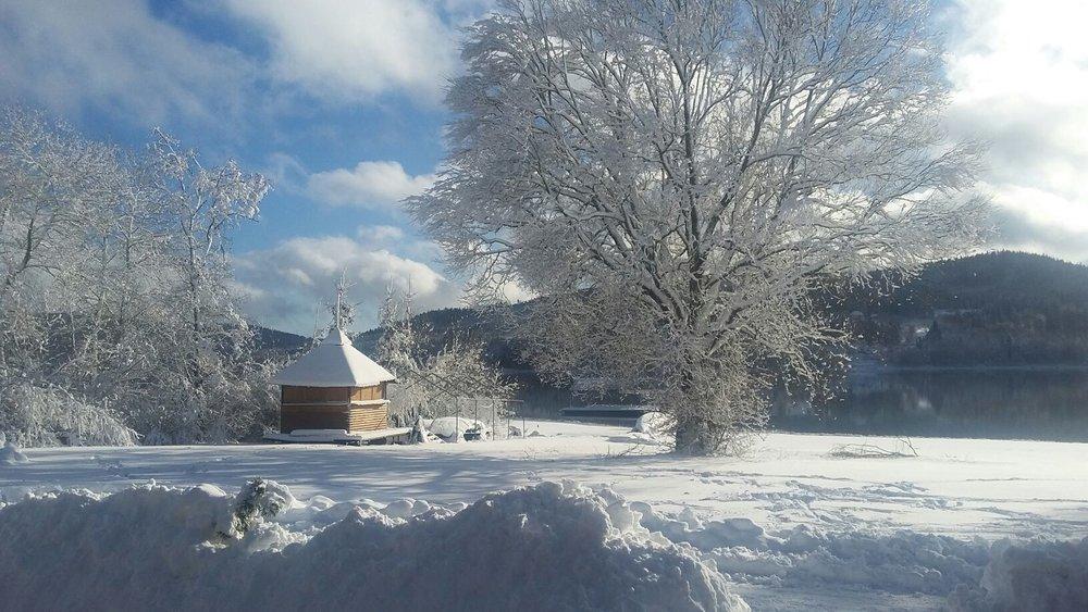 Skiareál Lipno, CZ 14.1.2016 - © Facebook Skiareál Lipno