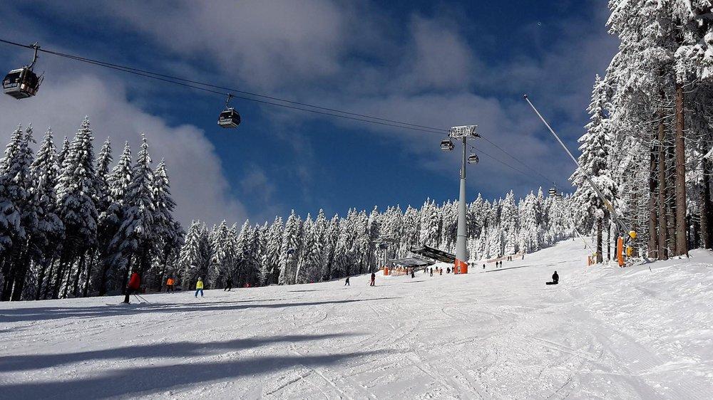 SkiResort Černá hora - Pec (18.1.2016) - © Facebook SkiResort Černá hora - Pec