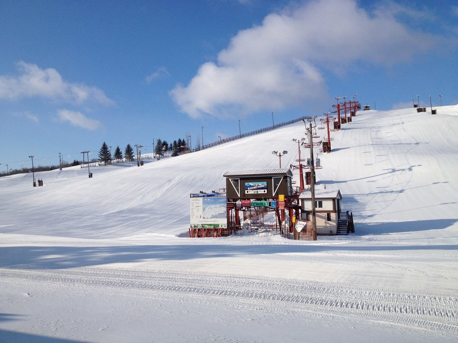 Wilmot Mountain, just 65 miles outside of Chicago, is Vail Resorts' latest acquisition. - ©Wilmot Mountain