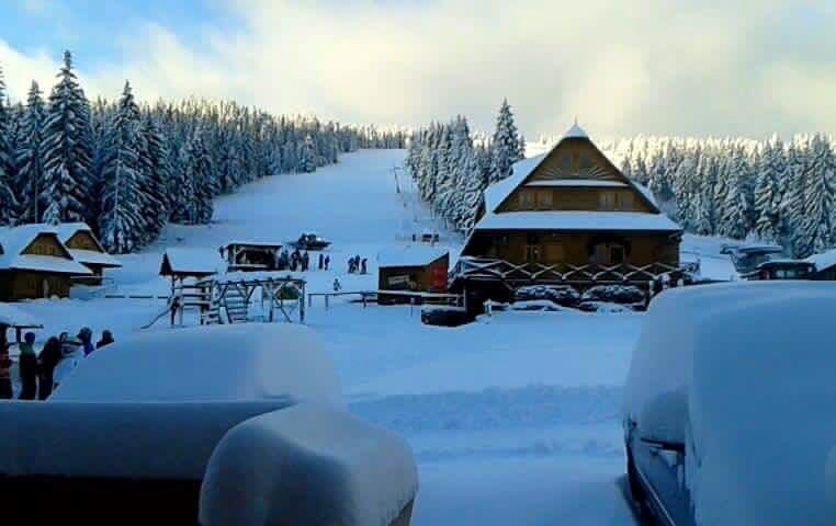 Ski Zábava Hruštín 14.1.2016 - © Facebook Ski Zábava Hruštín