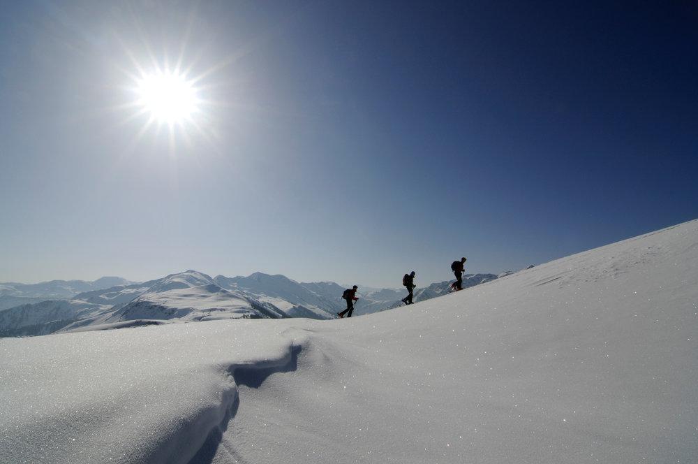 Skitour auf den Joel und Lämpersberg - © Nobert Eisele-Hein
