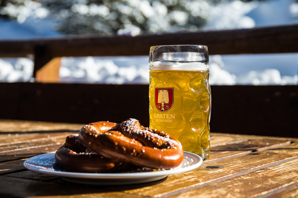 Aprés at The Bavarian is so LEGIT, you wish you were there right now, don't you? - © Liam Doran