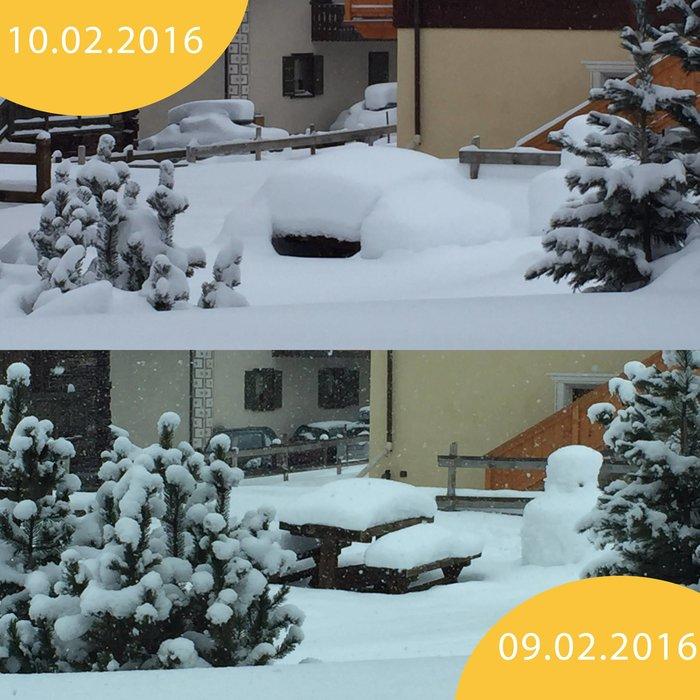 Livigno 10.02.16 - ©  Livigno Facebook
