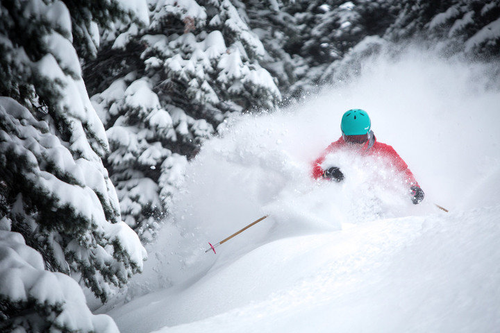 Aspen Snowmass trading inches for feet - © Jeremy Swanson