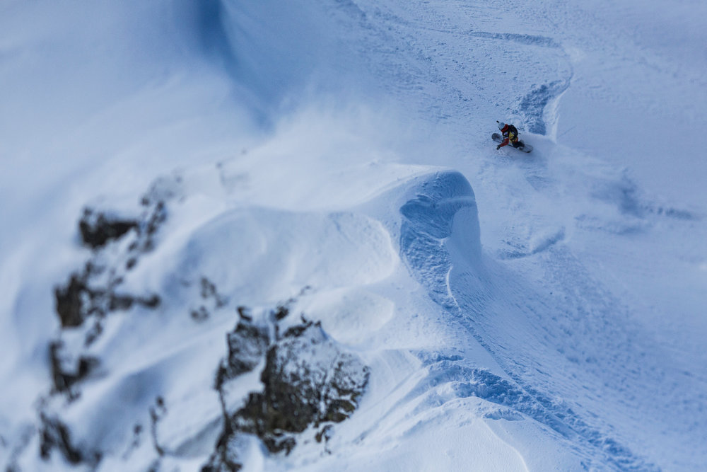 Freeride World Tour 2016 in Chamonix Mont-Blanc - © www.FreerideWorldTour.com | J. Bernard