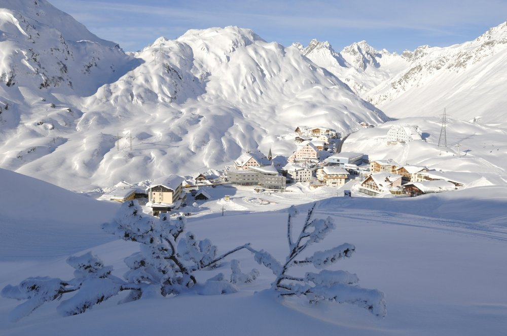 St. Christoph - © Ski Arlberg