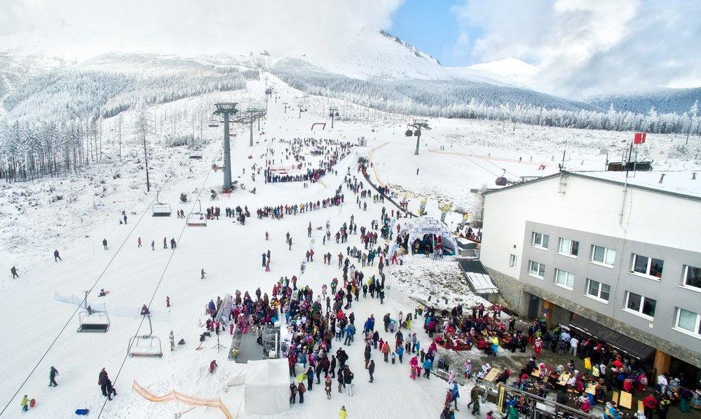 Tatranská Lomnica hostí jedno z najobľúbenejších rodinných podujatí - Snežné psy
