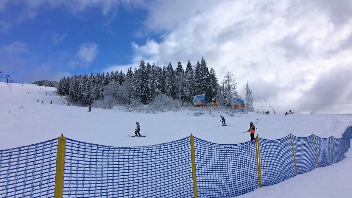 Meander Skipark Oravice 24.2.2016 - © Meander Skipark Oravice facebook