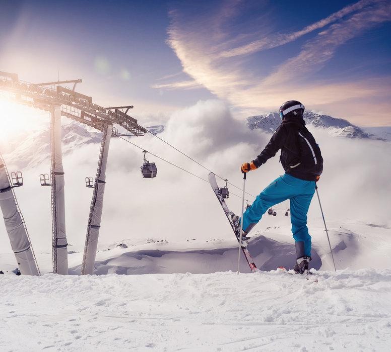 Impressionen aus dem Skigebiet Hochfügen - © Skiliftgesellschaft Hochfügen GmbH