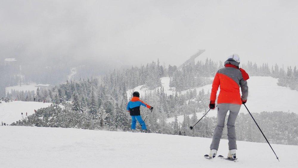 Štrbské Pleso, High Tatras, Slovakia 3.3.2016 - © www.vt.sk