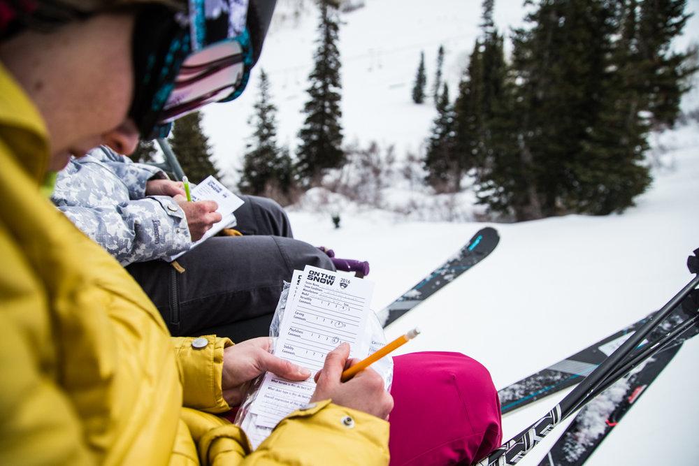 Ski Test 2016/17 - © Liam Doran