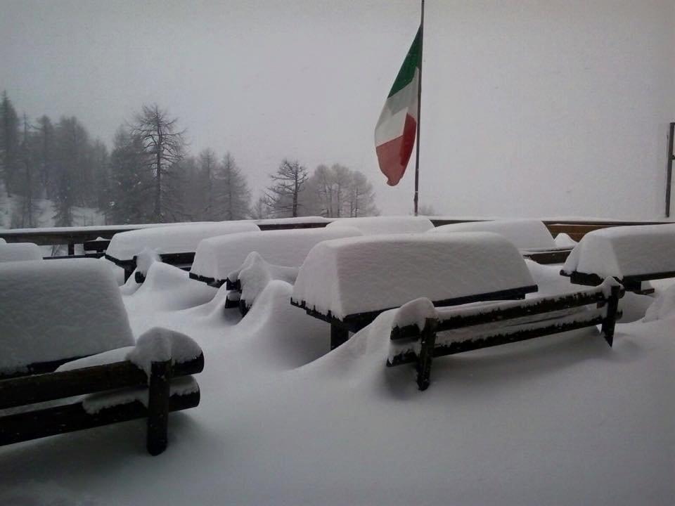 Cortina 03.03.16 - © Cortina Faloria Facebook