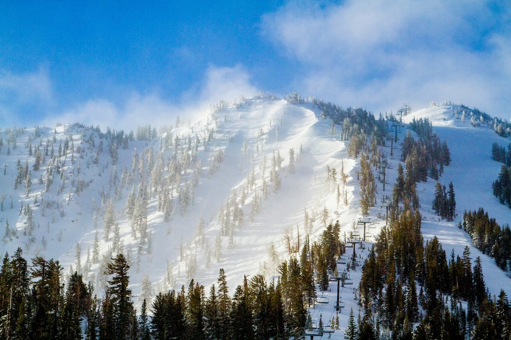 Mt. Rose Ski Tahoe has opted to extend the ski season into May due to heavy snowfall this spring. - © Mt. Rose Ski Tahoe