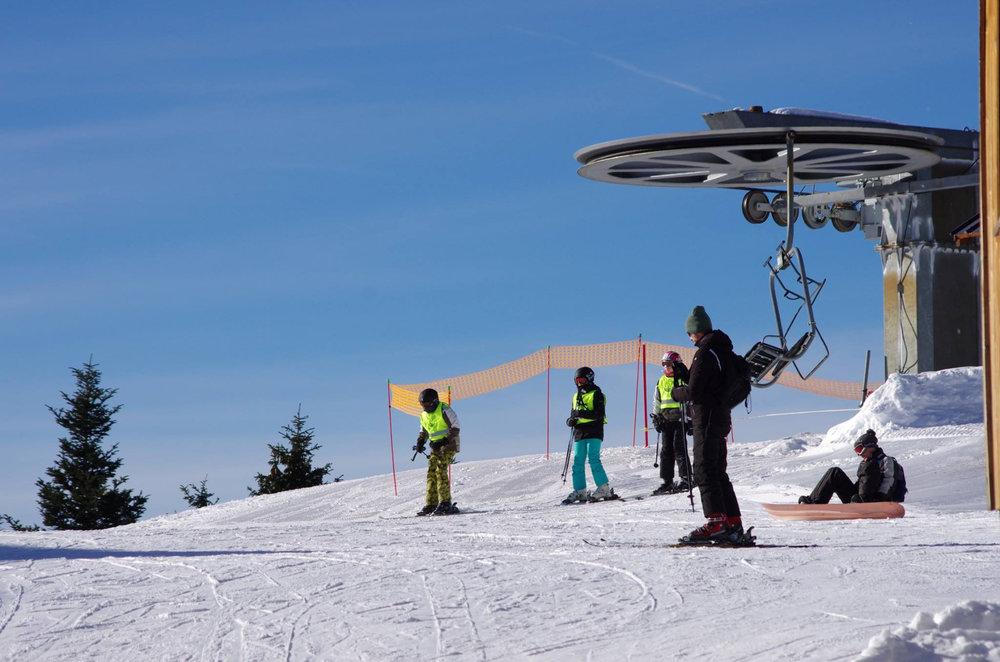 Ski en famille à Saint Pierre de Chartreuse - © SIVU SPC/P