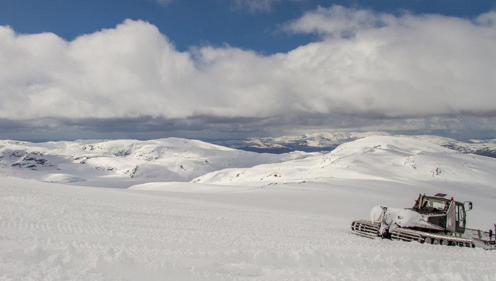 Ghiacciaio Folgefonna (Norvegia) - © Jan Petter Svendal