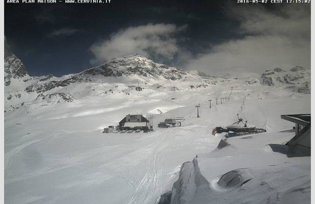 Cervinia - © Cervinia webcam
