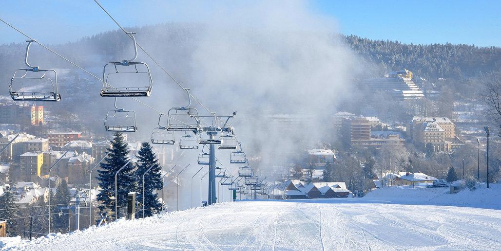 Ski Resort Krynica Henryk
