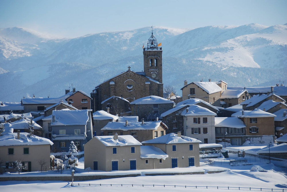 Le village des Angles - © Office de Tourisme des Angles