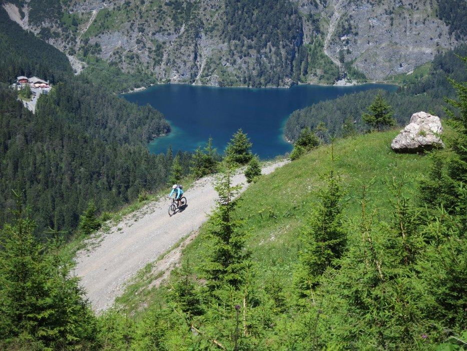 Der Blindsee am Fernpass, Tirol  - ©Armin Herb