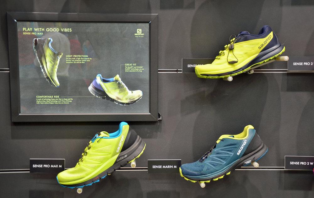 Schuhe Bergleben Salomon Technologie Neue Für Trailrunning SCaZgq