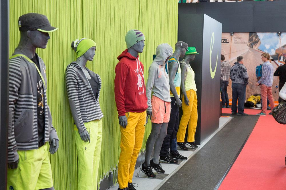 Edelrid Kletterwear 2017 - © Bergleben.de