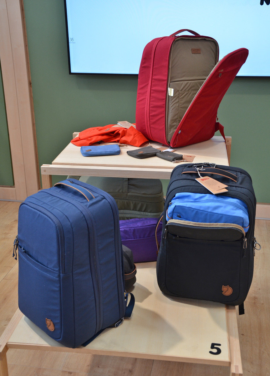 Fjällräven Travelpack - © bergleben.de