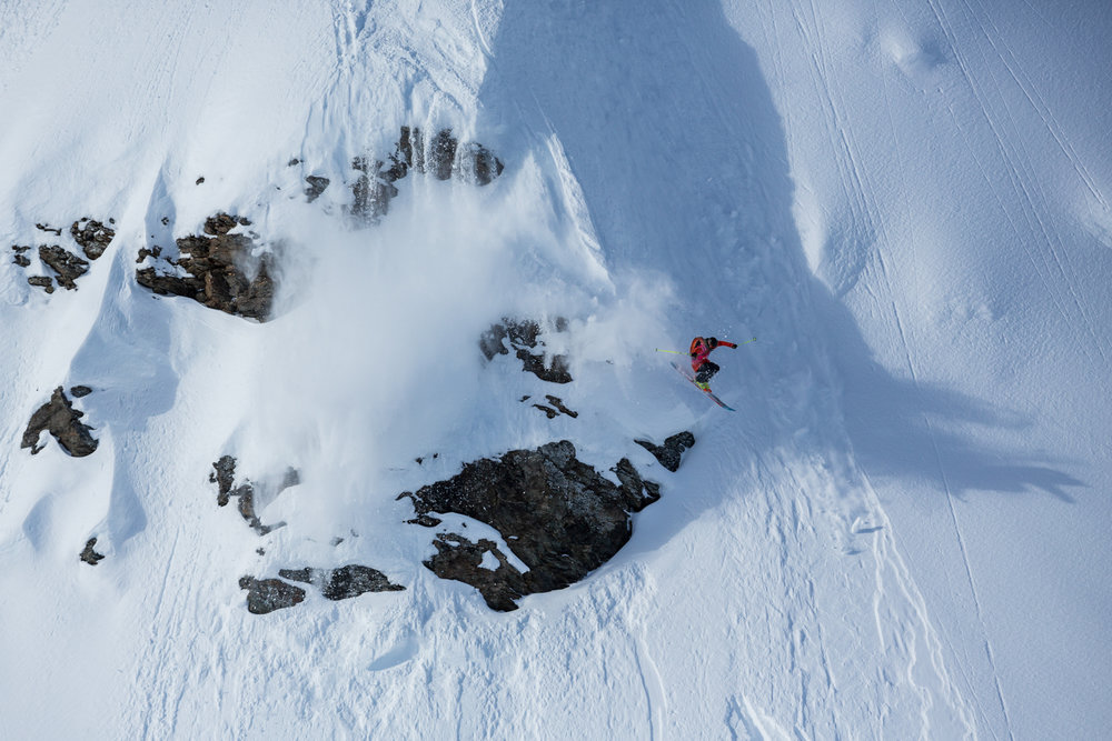 - © Freeride World Tour | J. Bernard