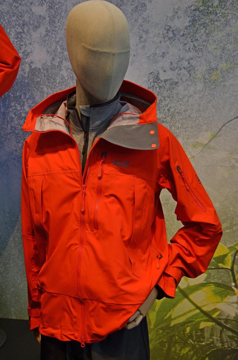 Jack Wolfskin Humboldt Jacket - © bergleben.de