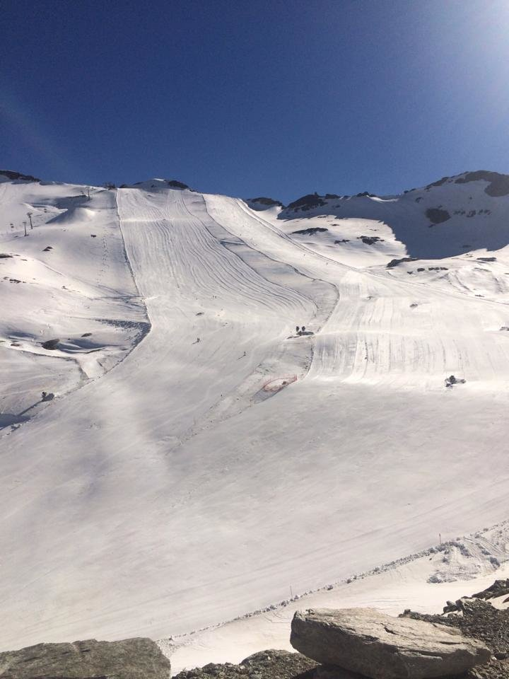 Moelltaler Glacier 3122m June 23, 2016 - © Pantelic Branislav