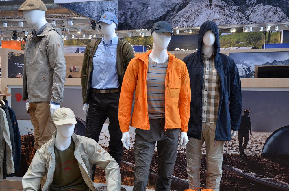 Neue Herren-Styles bei Fjällräven - © bergleben.de