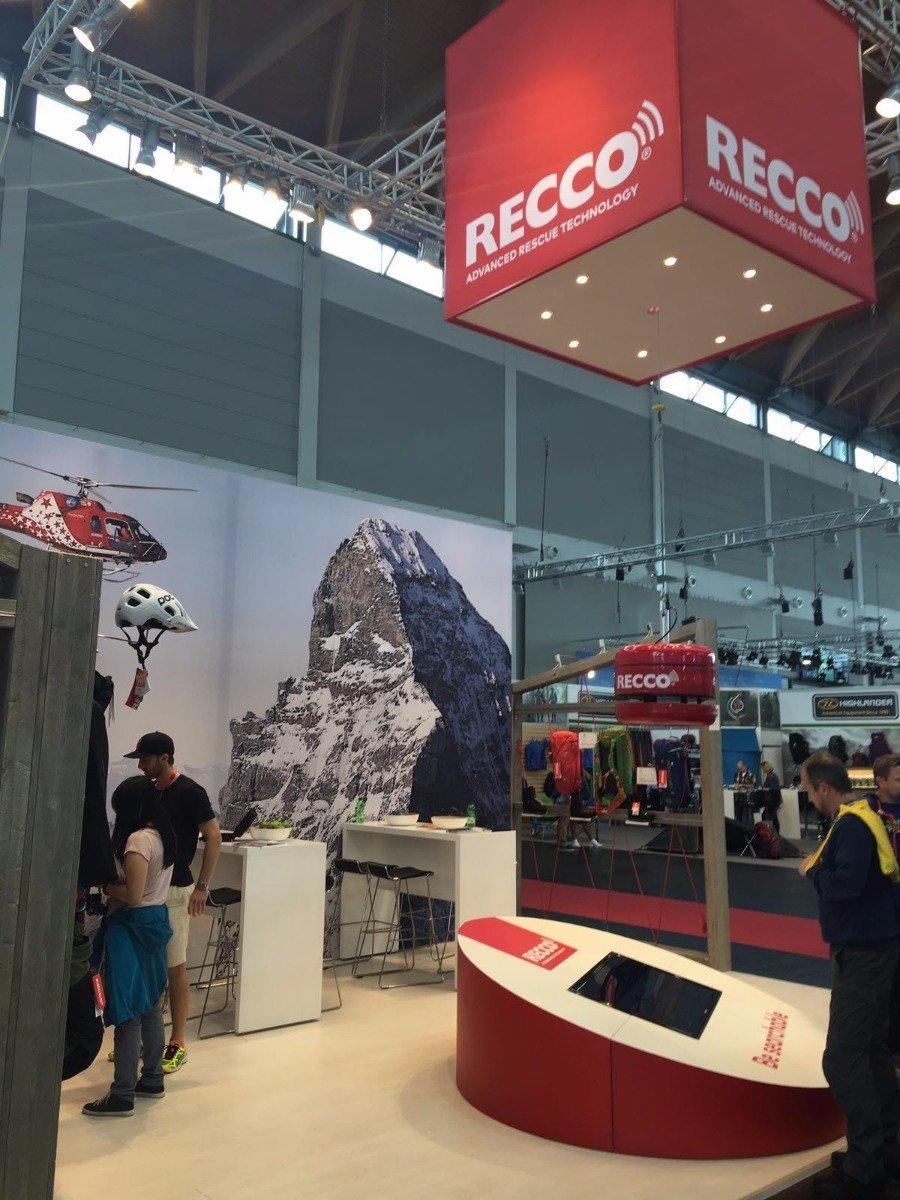 Recco ad OutDoor 2016 - Friedrichshafen (DE) - © Redazione Skiinfo.it