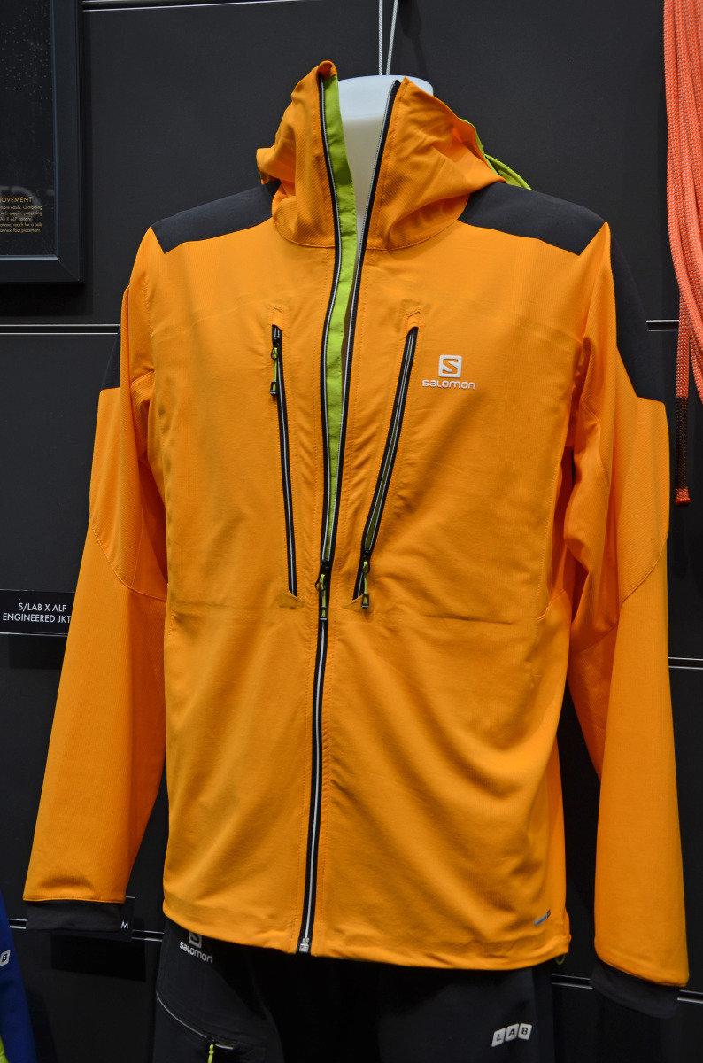 Salomon S/LAB X-Alp Engineered Jacket - © bergleben.de